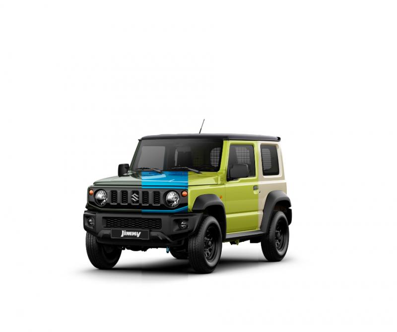 Qu'est-ce que la couleur de votre voiture dit de votre personnalité ?